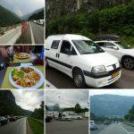 minicamper Zwitserland