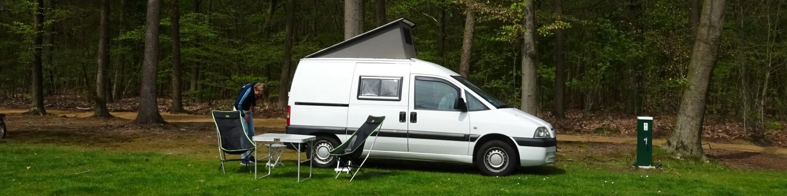 minicamper appelscha bos camping