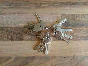 minucamper sleuteloverdracht meerpaal